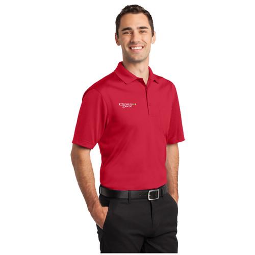 CornerStone® Select Snag-Proof Pocket Polo