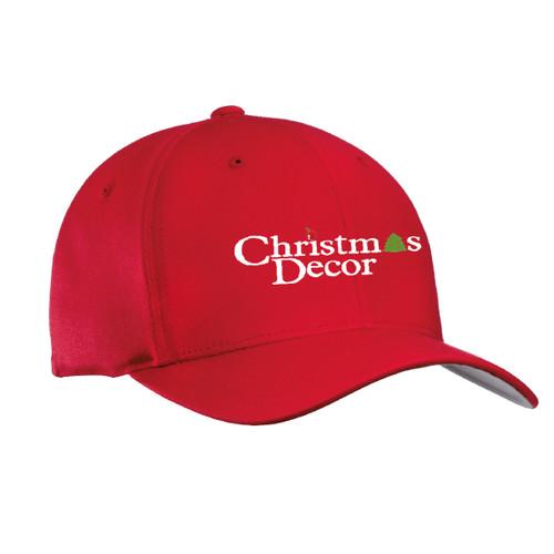 Port Authority® Flexfit® Cotton Twill Cap