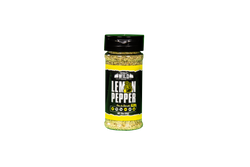 Totally Wild Seasonings Lemon Pepper Seasoning Small Shaker