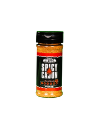 Totally Wild Seasonings Spicy Cajun Seasoning Small Shaker