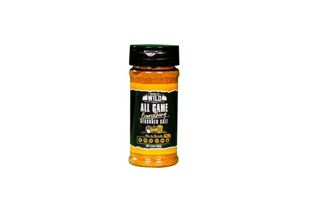 Totally Wild Seasonings All-Game Seasoning Salt Small Shaker