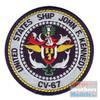 ECR07518 Patch - USS John F Kennedy CV-67