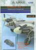 ARS4200 1:48 Aires Mosquito Mk VI Detail Set (TAM kit) #4200