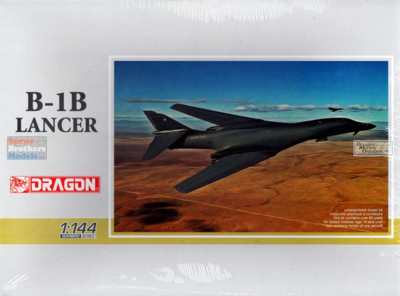 DML4624 1:144 Dragon B-1B Lancer
