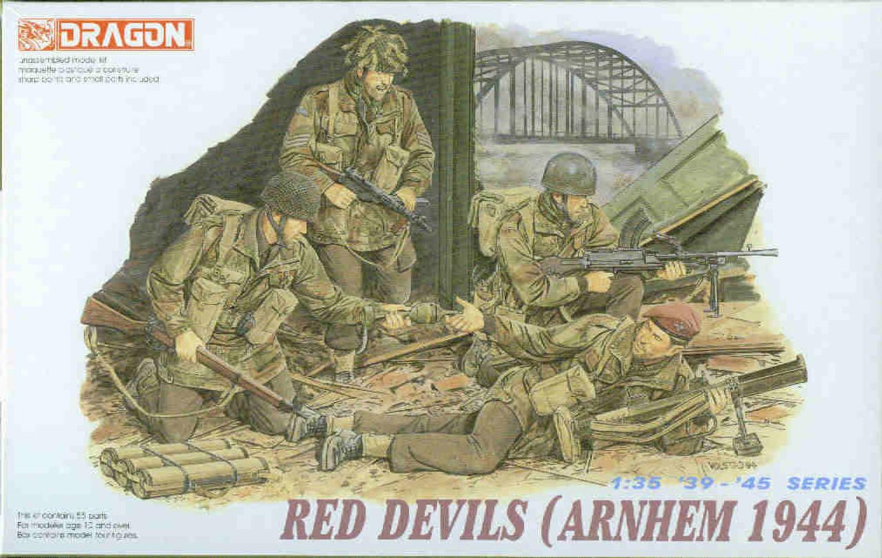 DML6023 1:35 Dragon Red Devils Arnhem 1944 #6023