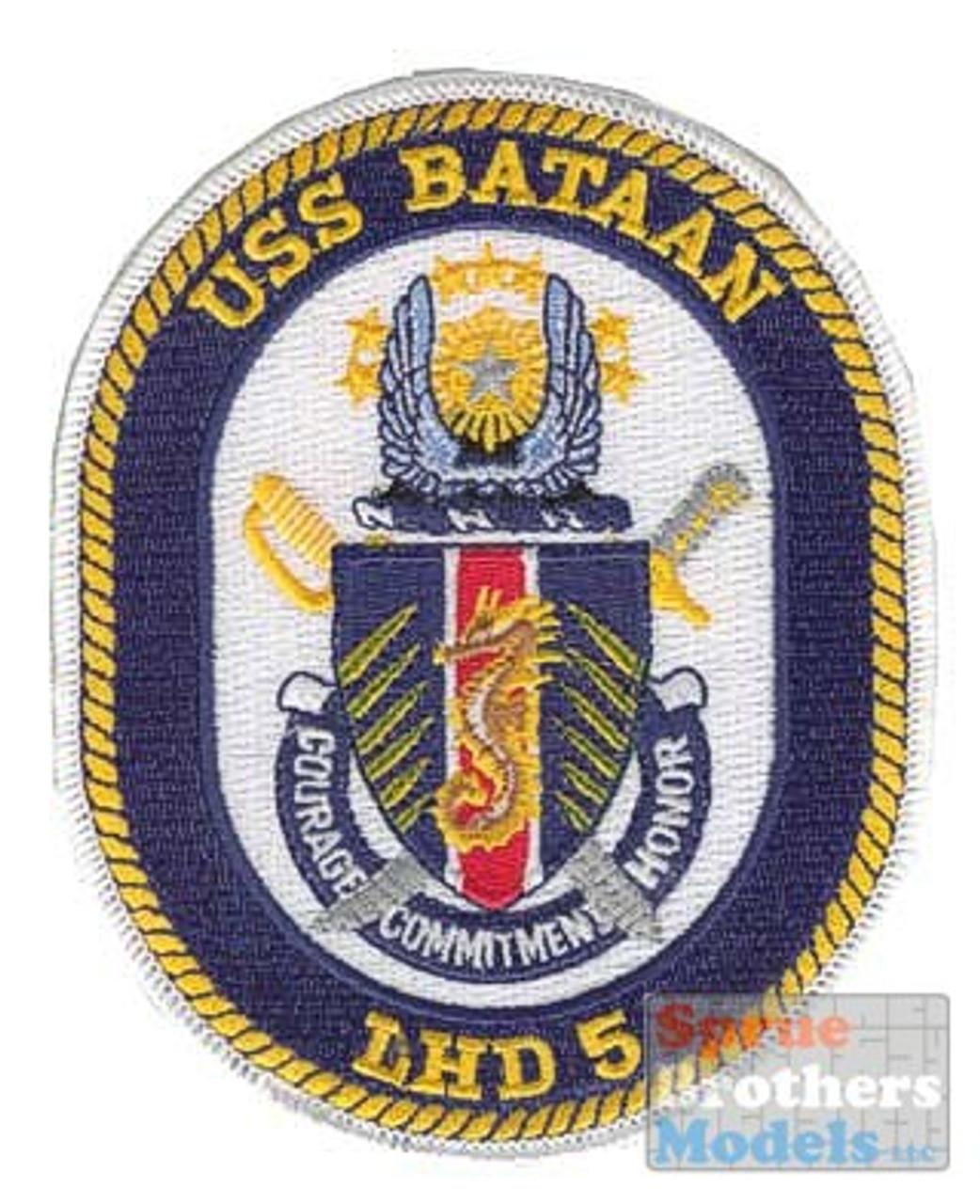 ECR70529 Patch - USS Bataan LHD-5