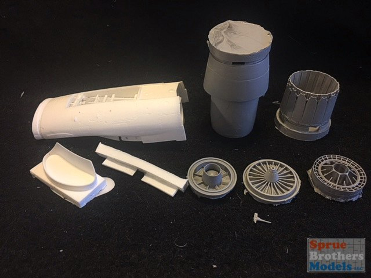 GTR32017 1:32 GT Resin F-16CJ Falcon PW 220E Conversion Set (TAM kit)