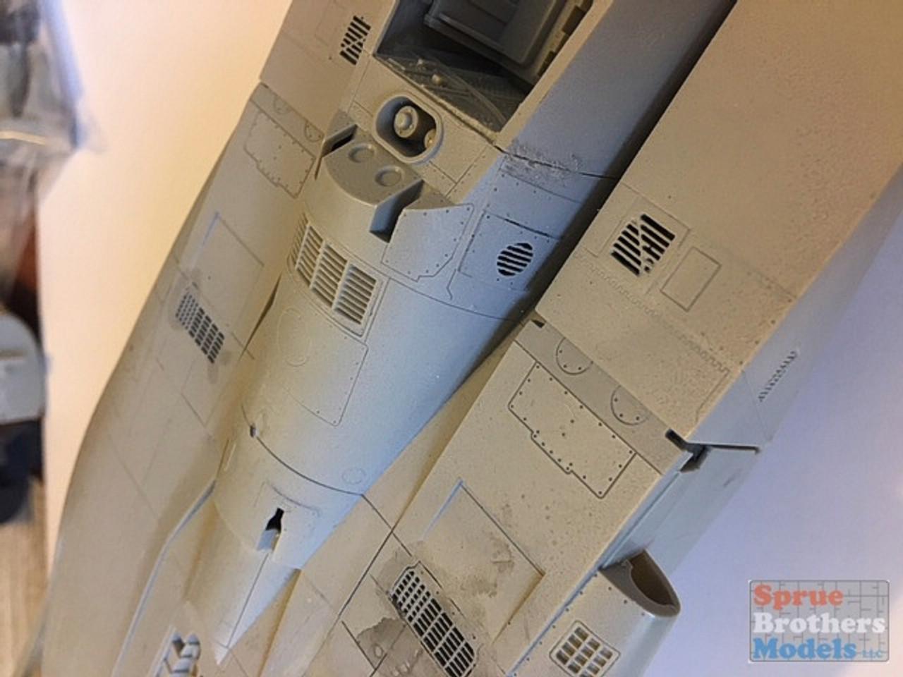 GTR32025 1:32 GT Resin F-15SG Strike Eagle Conversion Set (TAM kit)