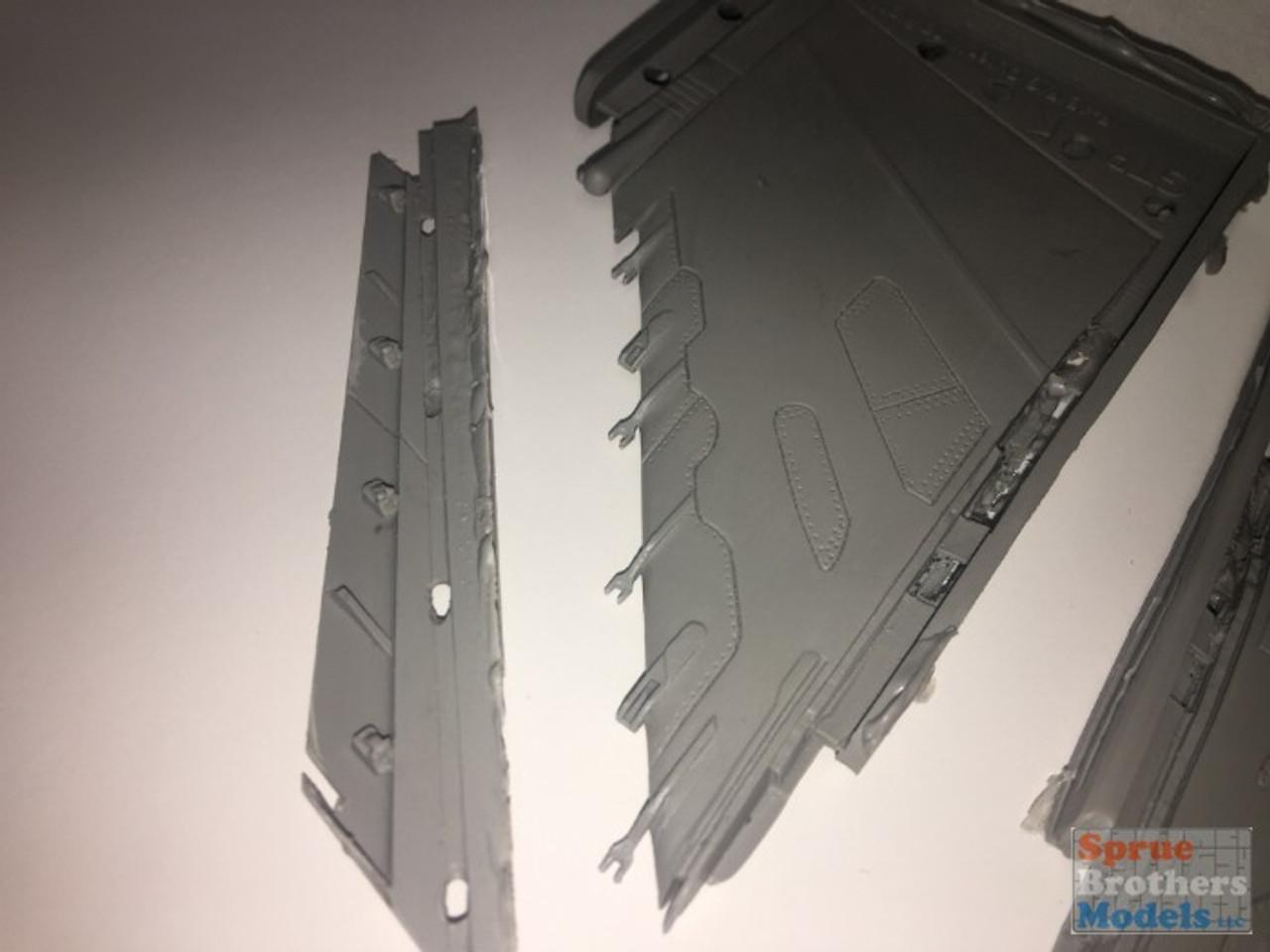 GTR32069 1:32 GT Resin F-4E F-4F F-4G Phantom II Slat Wing Set (REV kit)