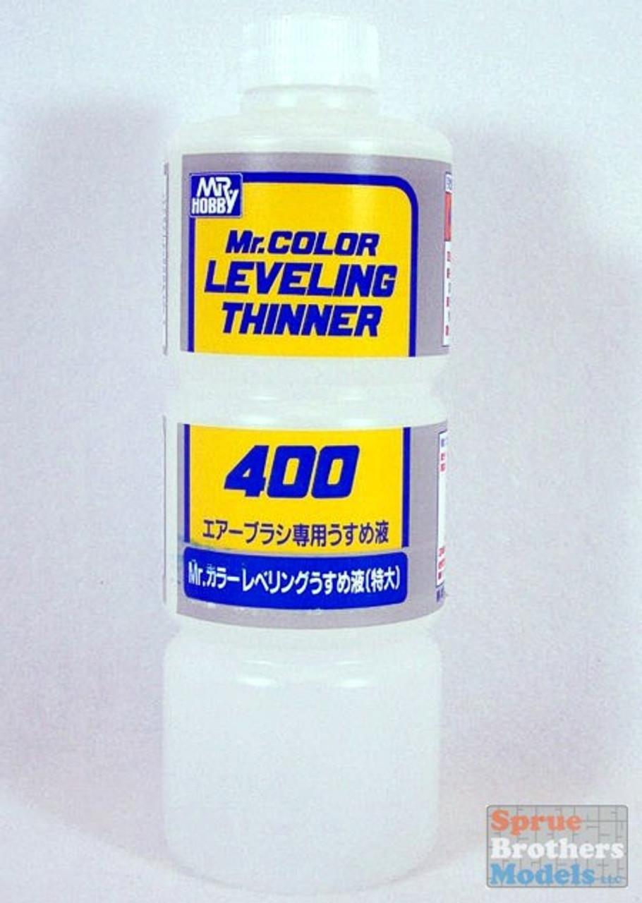 GUNT108 Gunze Sangyo Mr Color Leveling Thinner 400ml #T108