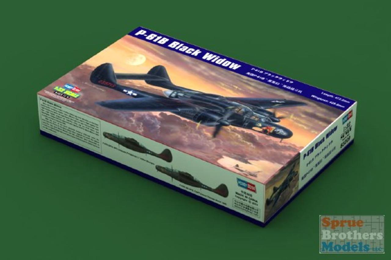 HBS83209 1:32 Hobby Boss P-61B Black Widow