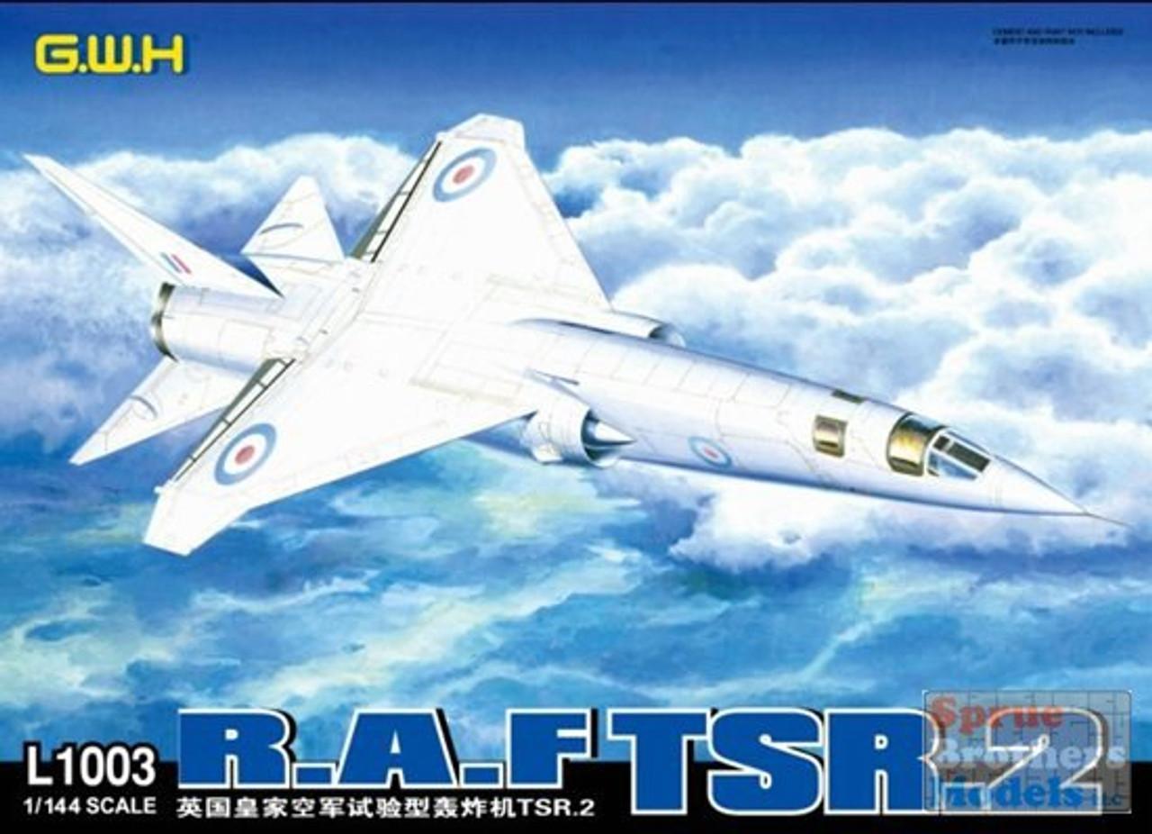 LNRL1003 1:144 Great Wall Hobby RAF TSR.2