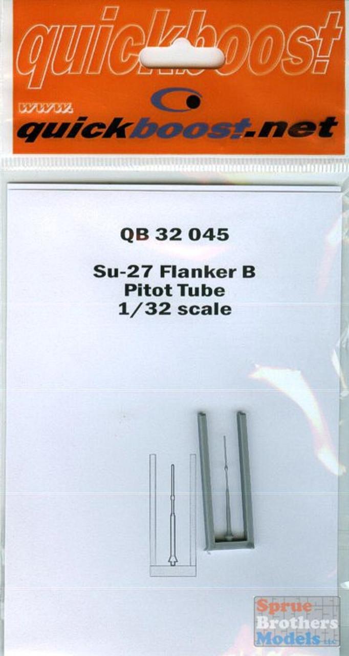 QBT32045 1:32 Quickboost Su-27 Flanker B Pitot Tube #32045