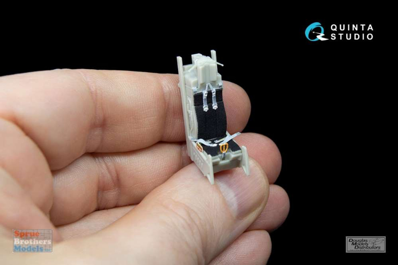 QTSQD48037 1:48 Quinta Studio Interior 3D Decal - F-16C Falcon / Viper (TAM kit)