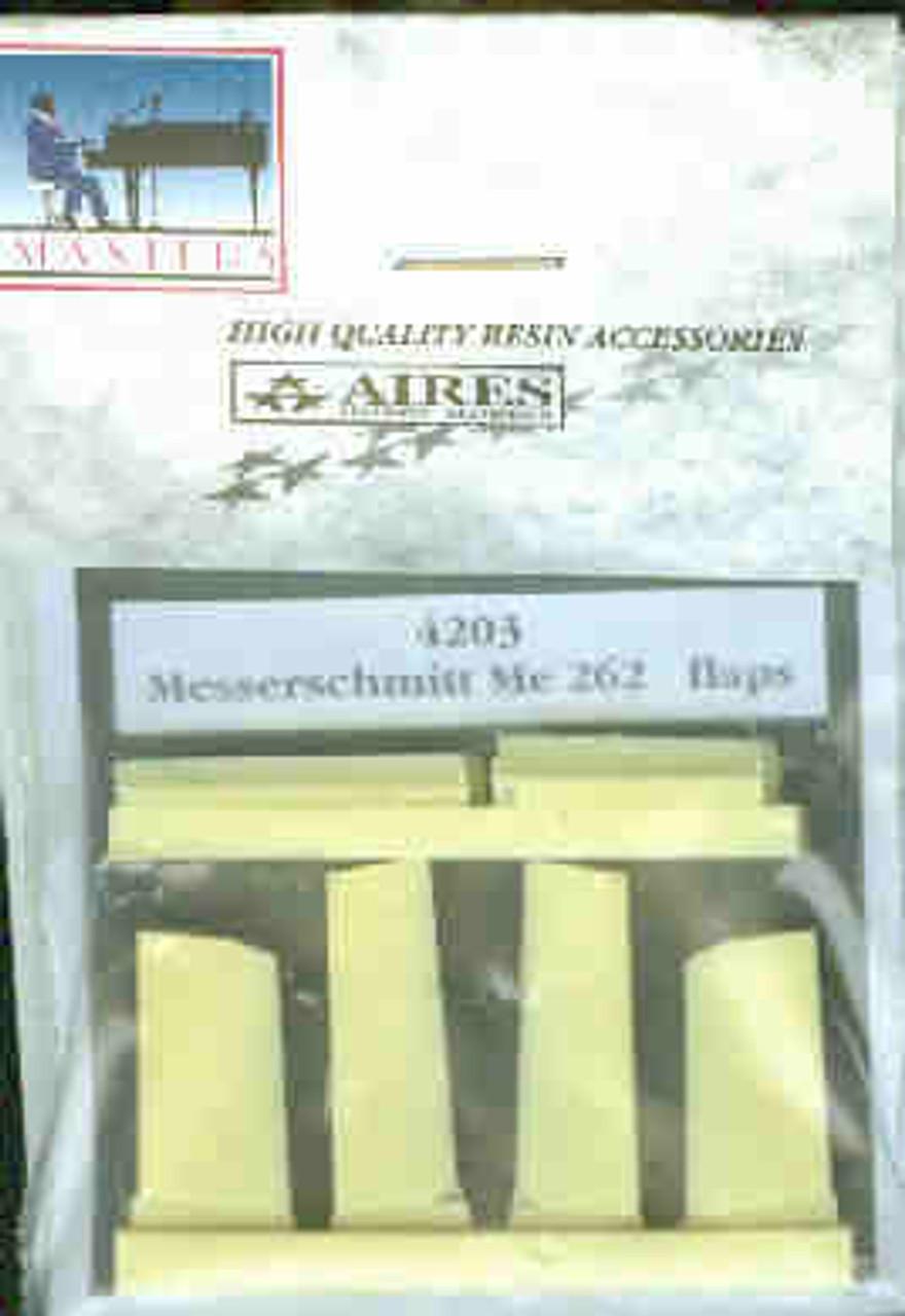 ARS4203 1:48 Aires Messerschmitt Me262 Flaps (TAM kit) #4203