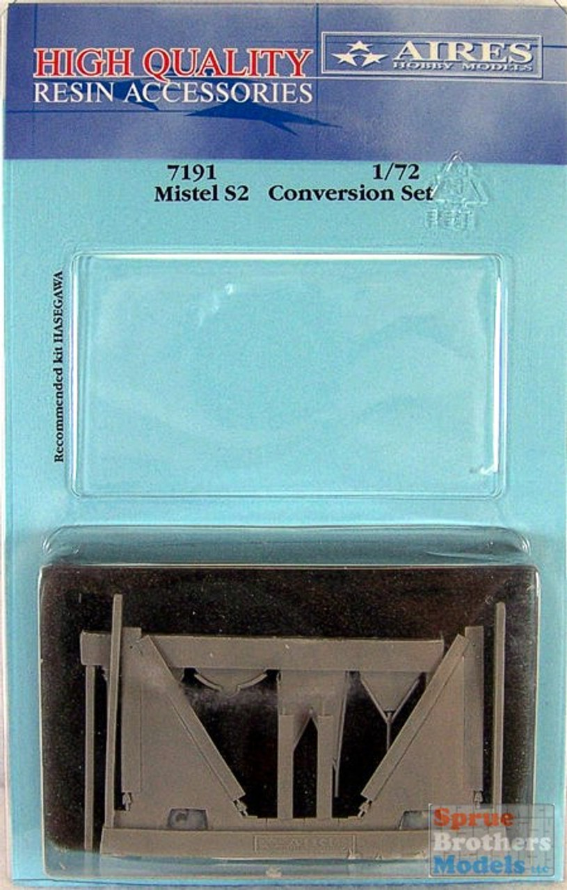 ARS7191 1:72 Aires Mistel S2 Conversion Set (HAS kit) #7191