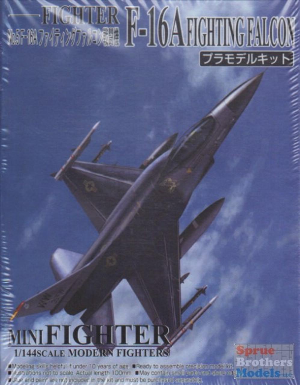 AOS35467 1:144 Aoshima F-16A Fighting Falcon