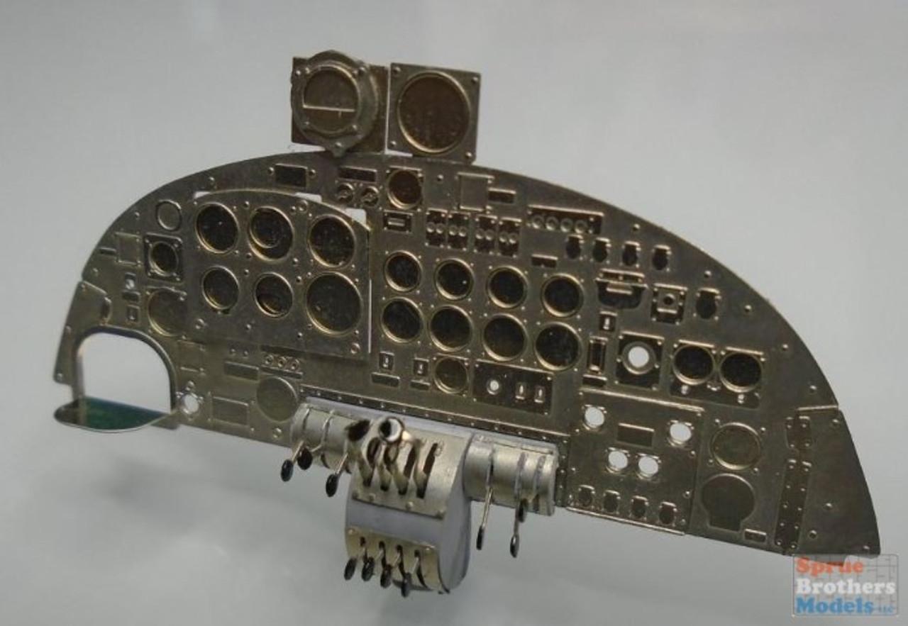 ASCPE32LANC 1:32 Airscale Instrument Panel Upgrade - Avro Lancaster B Part 1
