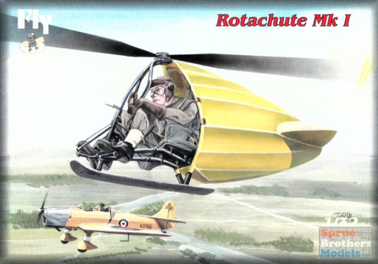 FLY32004 1:32 Fly Rotachute Mk I Raoul Hafners Aircraft