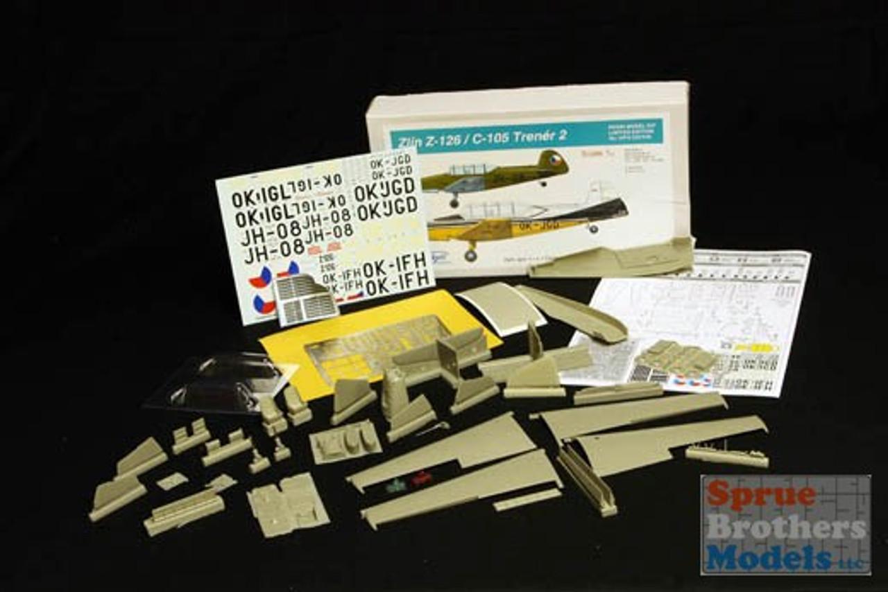 HPH32010R 1:32 HpH Models Zlin Z-126 / C-105 Trainer