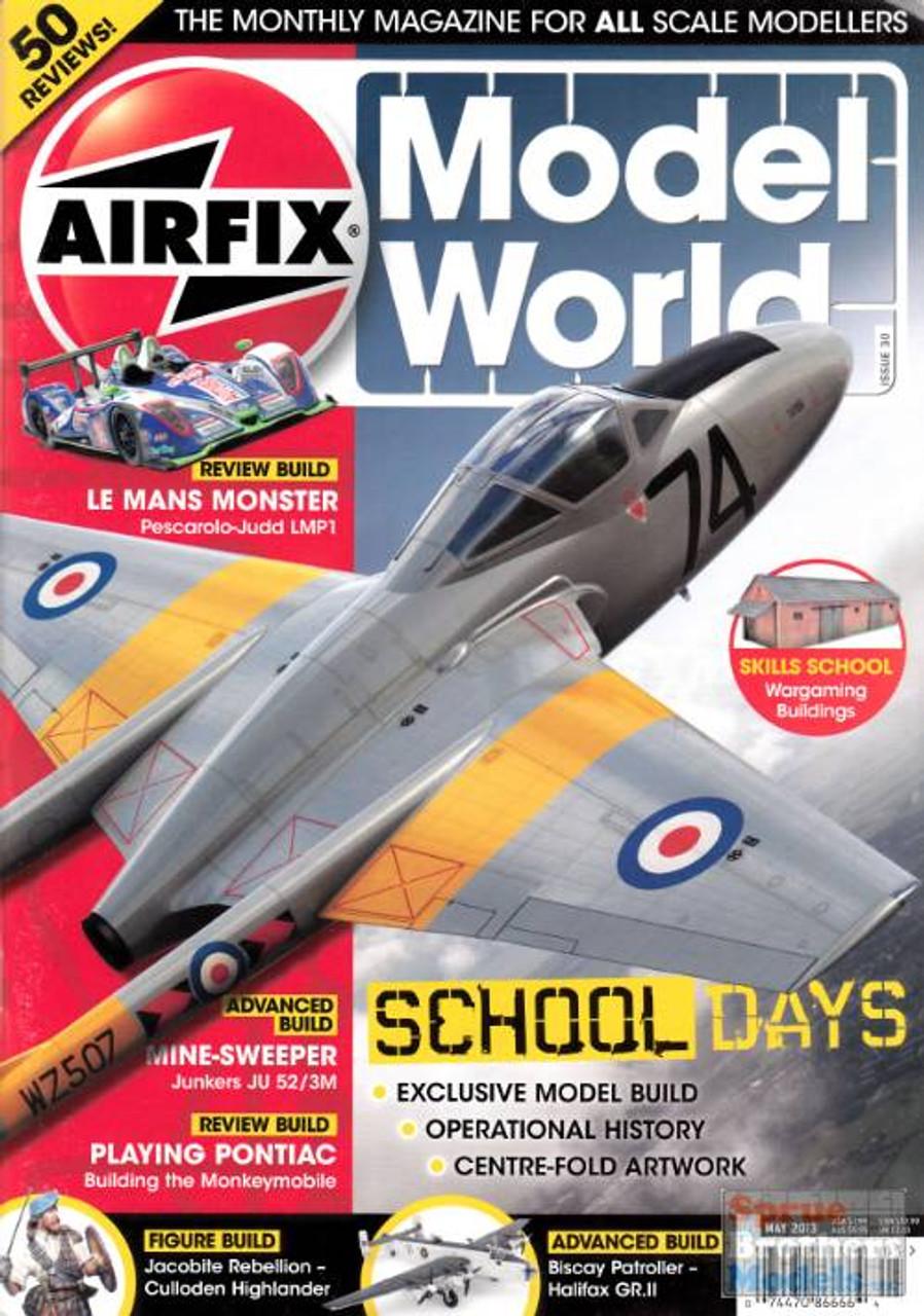 KEYAMW13-05 Airfix Model World Magazine May 2013