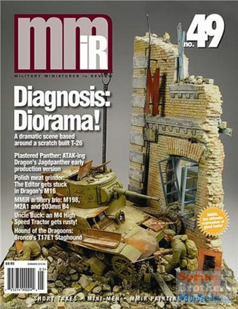 MMN049 Military Miniatures In Review Issue #49