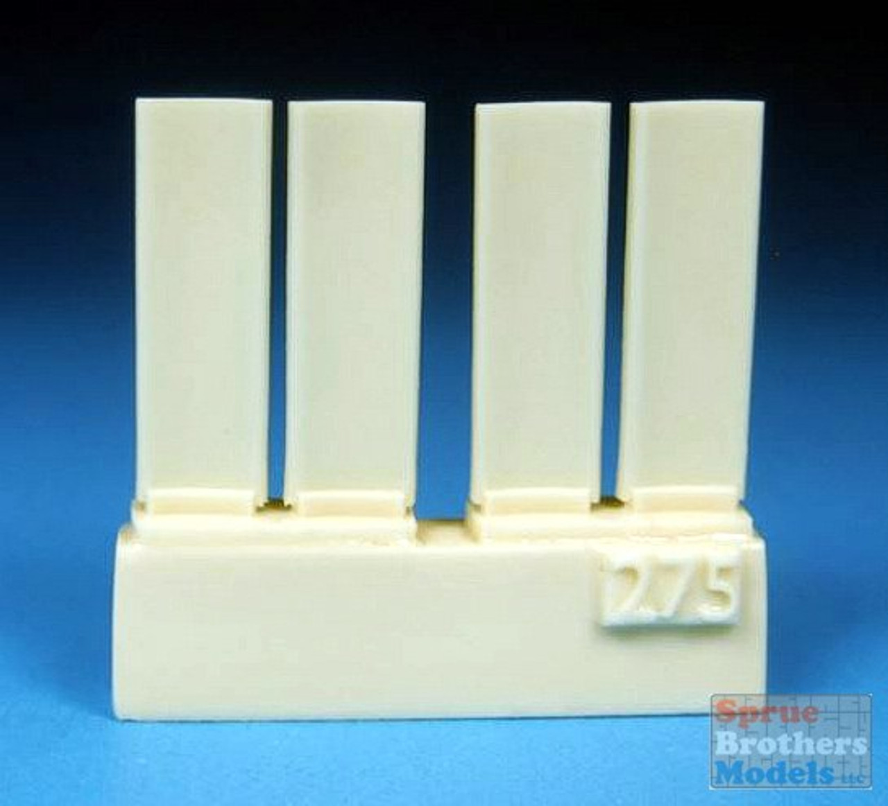 BARBR72275 1:72 BarracudaCast Avro Shackleton MR.2 Early Exhausts (AFX kit)