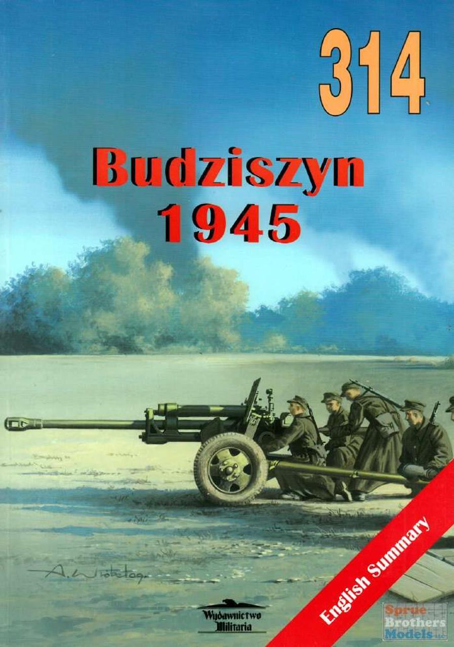 WMB0314 Wydawnictwo Miliaria - Budziszyn 1945