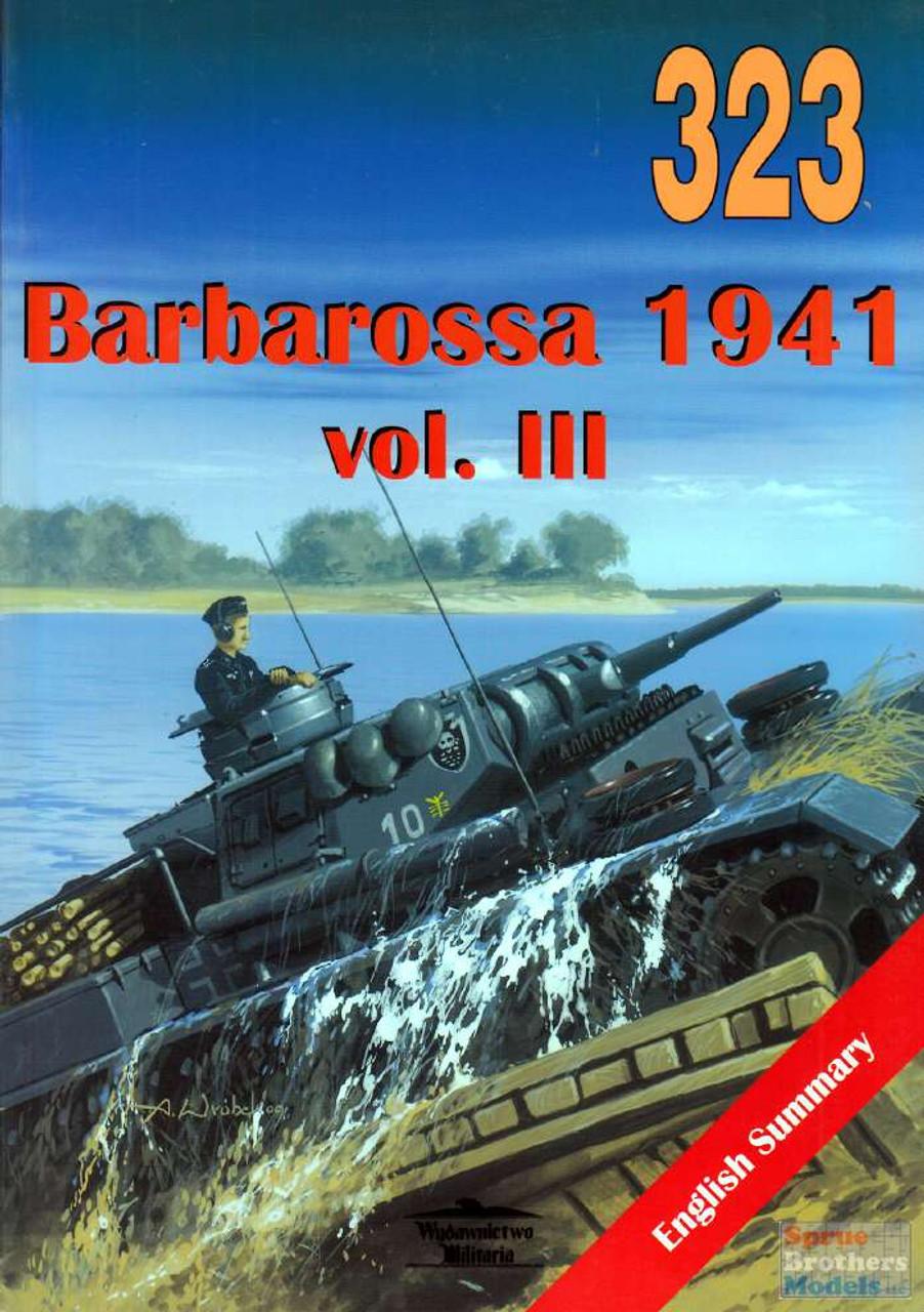 WMB0323 Wydawnictwo Miliaria - Barbarossa 1941 Vol.III
