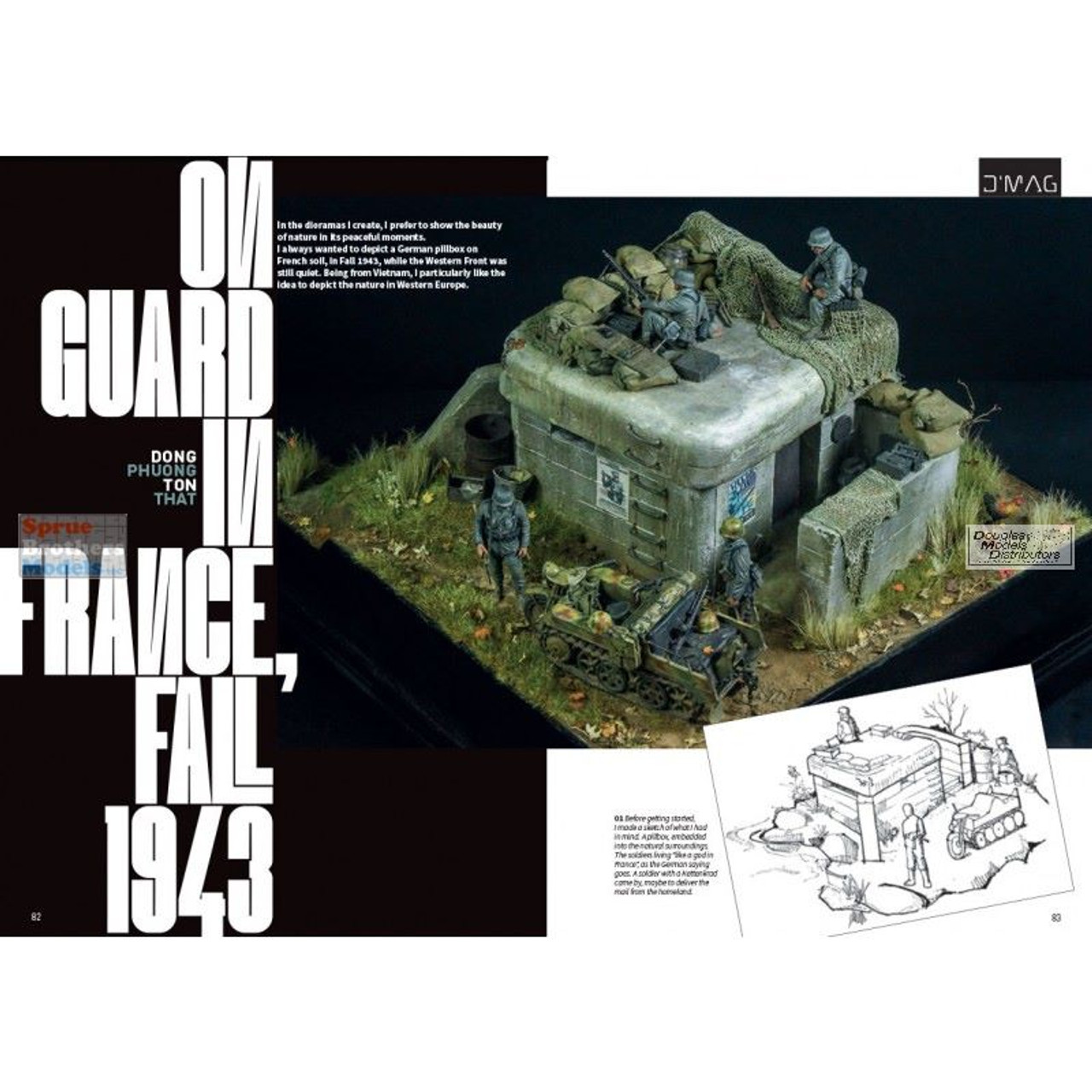 PLEDM007 PLA Editions - Dioramag Volume 8