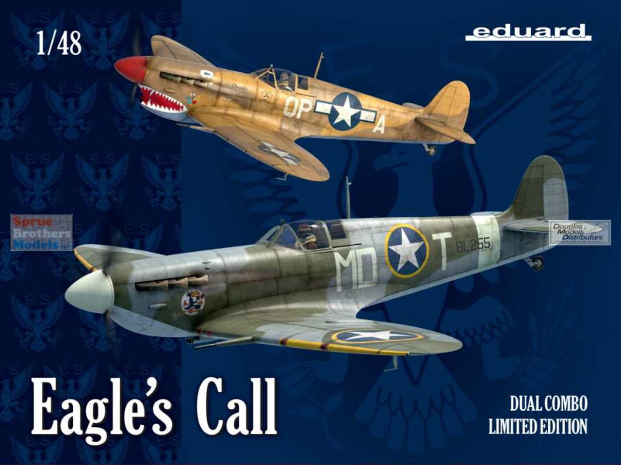 EDU11149 1:48 Eduard Eagle's Call (Spitfire Vb and Spitfire Vc)