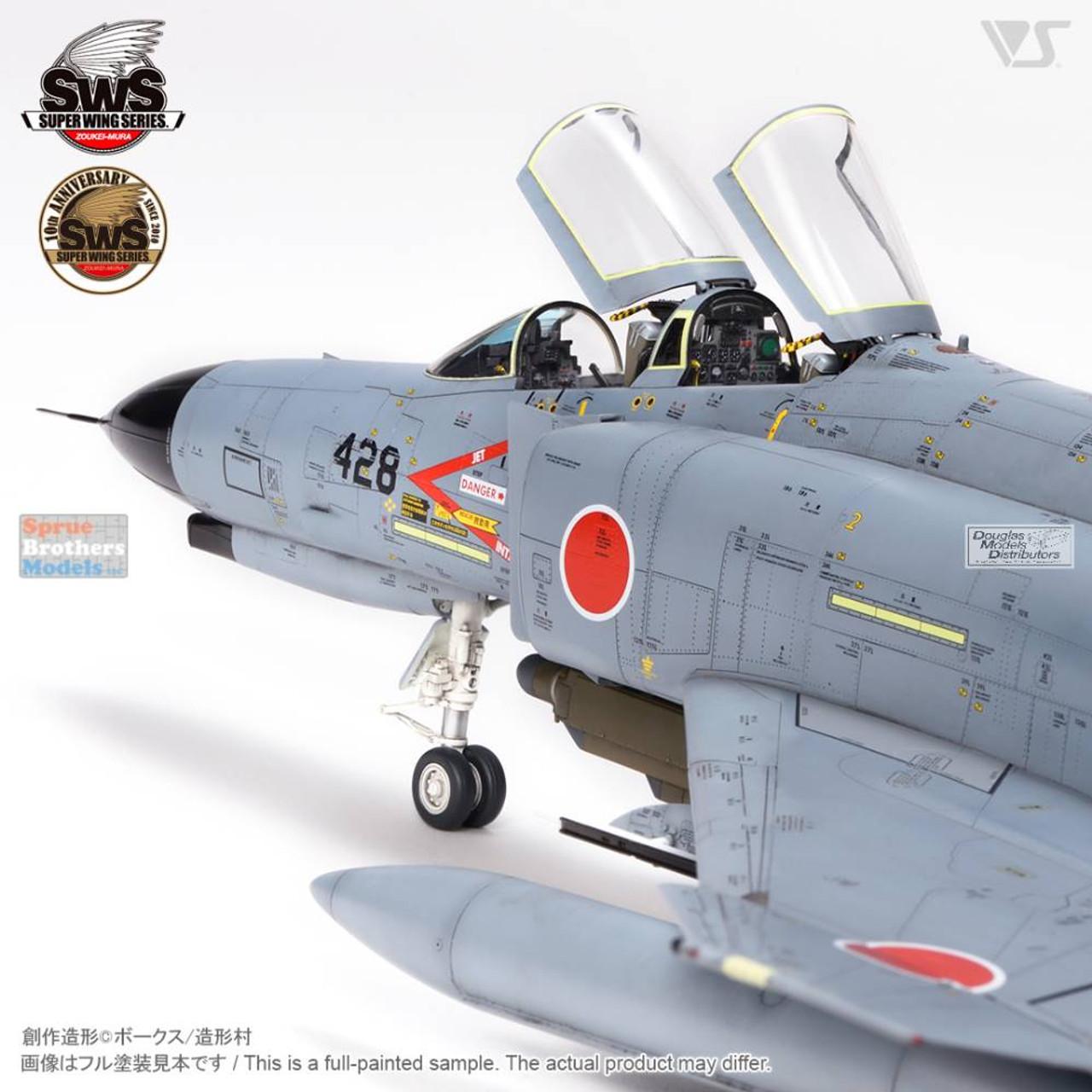 ZKMK30436 1:48 Zoukei-Mura F-4EJ Kai Phantom II