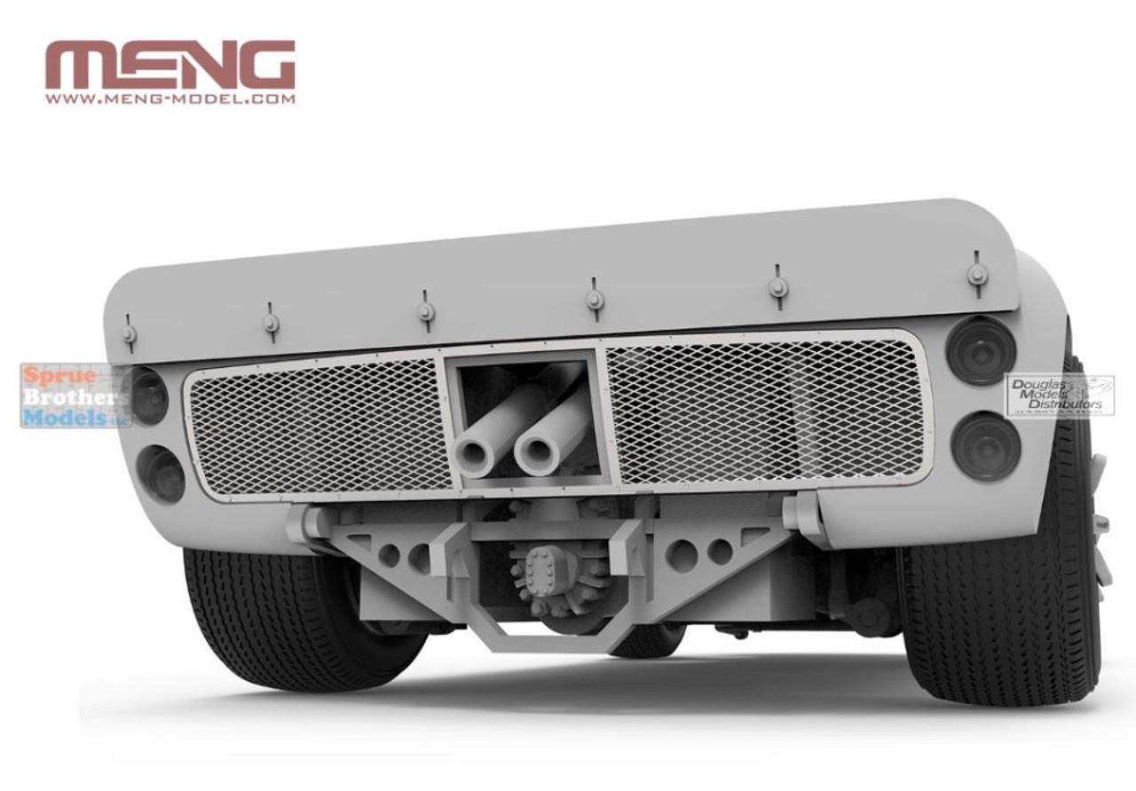 MNGCS004 1:24 Meng Ford GT40 Mk.II 1966
