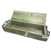 Military Wooden Crate Small Rifle Container