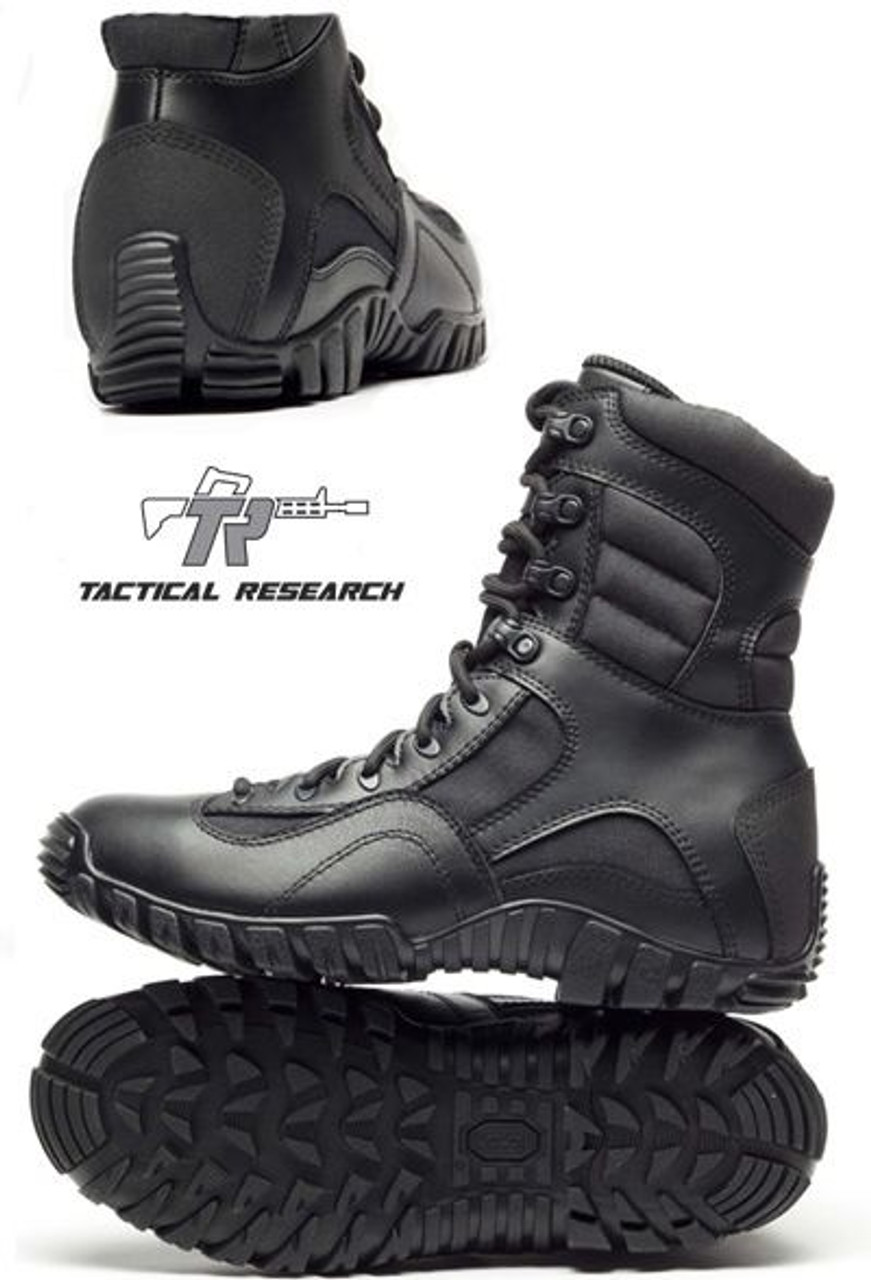 1c80f79dc5d BELLEVILLE TR960 KHYBER TACTICAL RESEARCH HYBRID BLACK LIGHTWEIGHT BOOTS  9W-11W