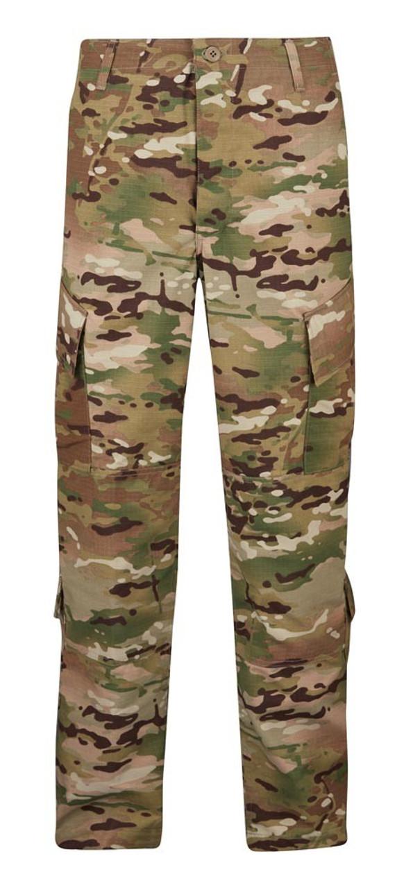 50//50 Nylon Cotton Twill Propper Woodland Camo BDU Pants