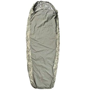 Military MSS Goretex Bivy Cover Sleeping Bag ACU Excellent NSN