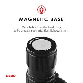 NEBO Transcend 1K Head Lamp