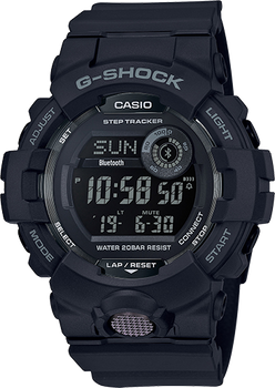 Casio G-Shock Digital Watch GBD800-1B Black
