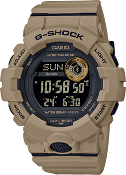 Casio G-Shock Digital Watch Brown GBD800UC-5