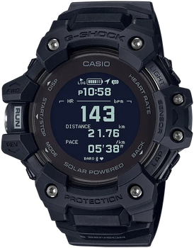 Casio G-Shock GPS Solar Heartbeat Watch GBDH1000-1
