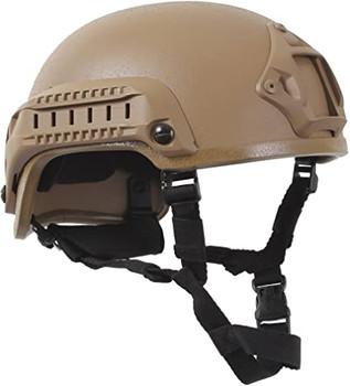 Rothco Base Jump ABS Helmet with Rails