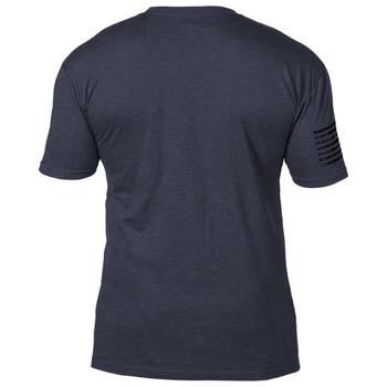 US Navy 'Distressed Logo' T-Shirt