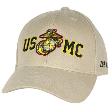 USMC Twill Hat Tan