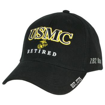 USMC Retired Twill Hat