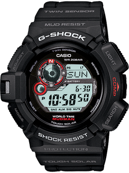 Casio G-Shock Mudman Tough Solar Watch G9300-1
