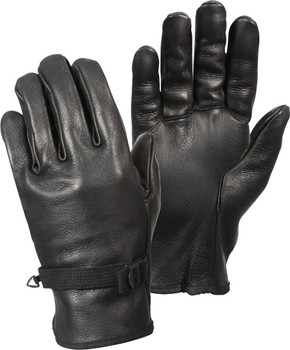 Rothco D3-A Military Type Leather Gloves