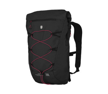Victorinox Swiss Army Altmont Active Lightweight Rolltop Backpack BLACK
