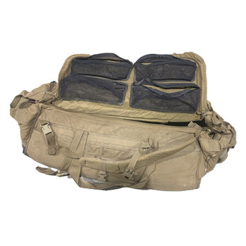 Military Force Protector Deployer Loadout Rolling Duffel Bag FOR65 good to very good condition