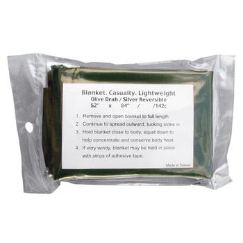 Rothco Lightweight Survival Blanket